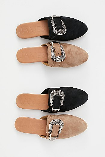 Luxe Buckle Loafer