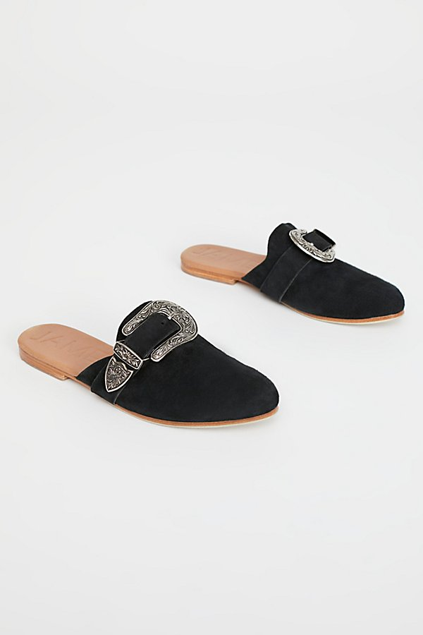 Slide View 2: Luxe Buckle Loafer
