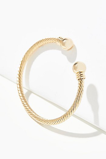 Everyday Gold Cuff
