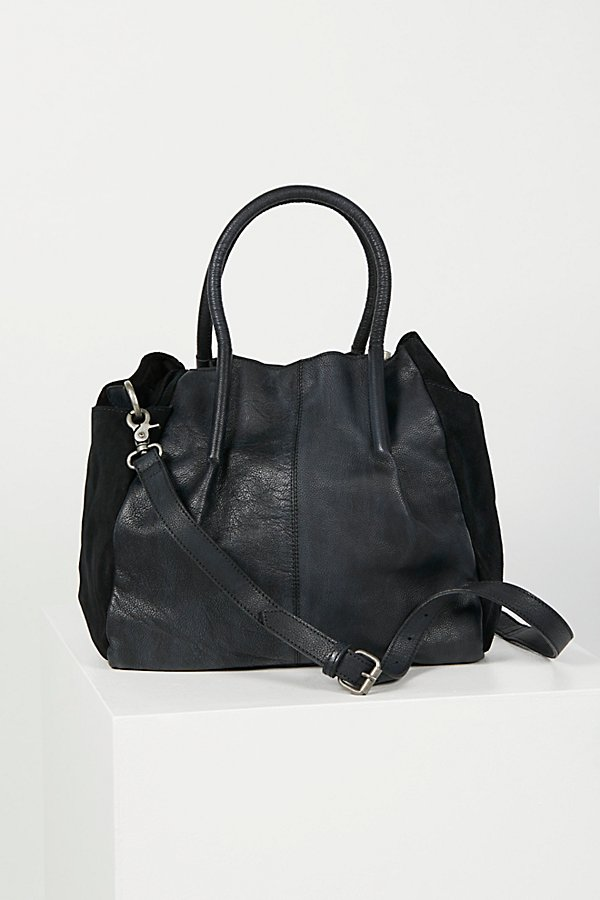 Slide View 1: Modena Leather Tote