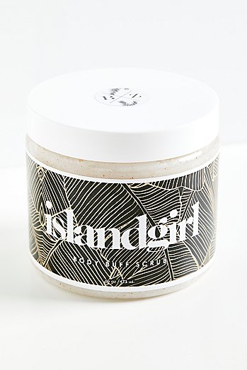 Island Girl Body Buff Scrub