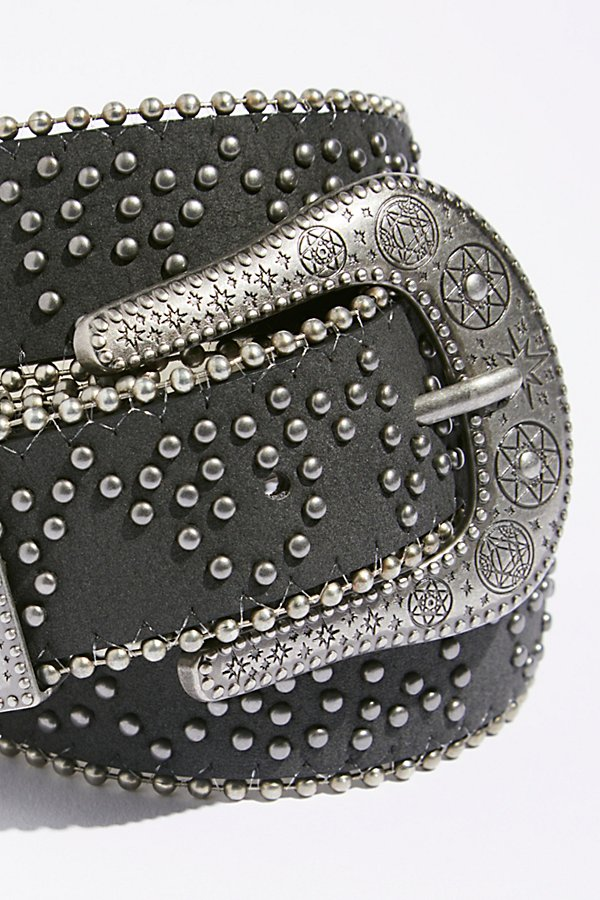 Slide View 3: Delilah Studded Belt