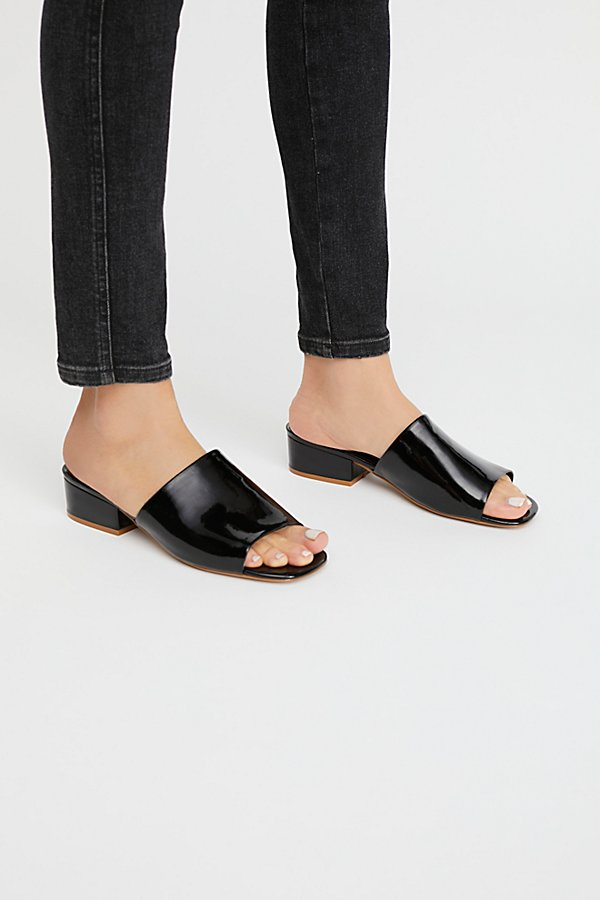 Slide View 2: Vegan Ashley Block Heel