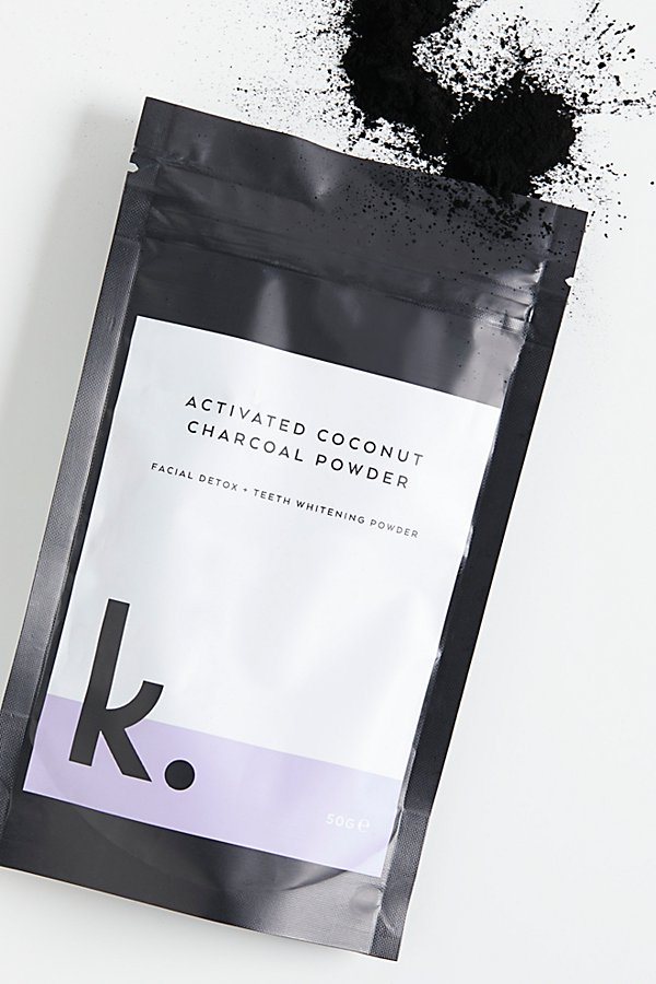 Slide View 1: Activated Coconut Charcoal Powder