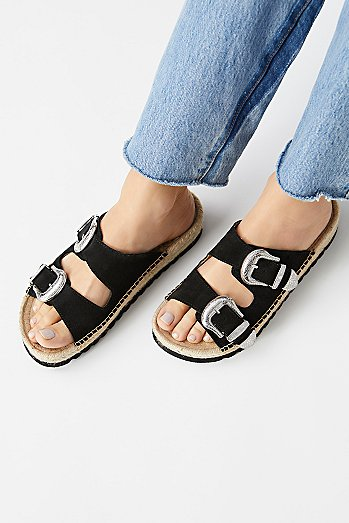 Madrid Slide Sandal