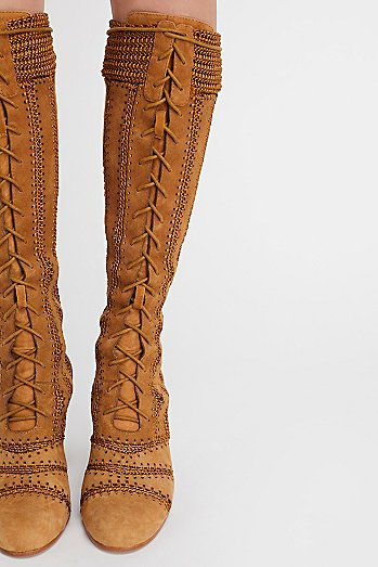 Blaire Lace-Up Boot