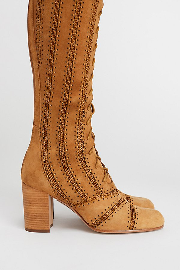 Slide View 3: Blaire Lace-Up Boot