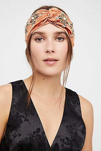 Lory Embellished Turban
