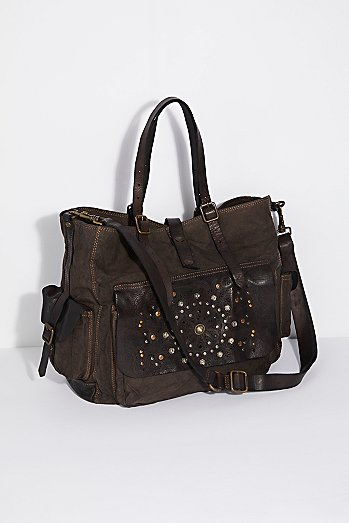 Messina Distressed Tote