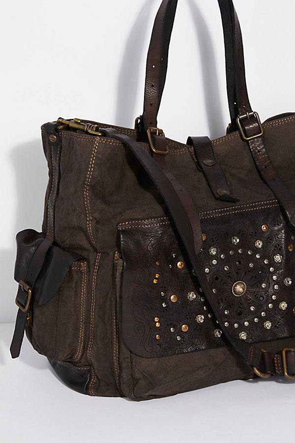 Slide View 2: Messina Distressed Tote