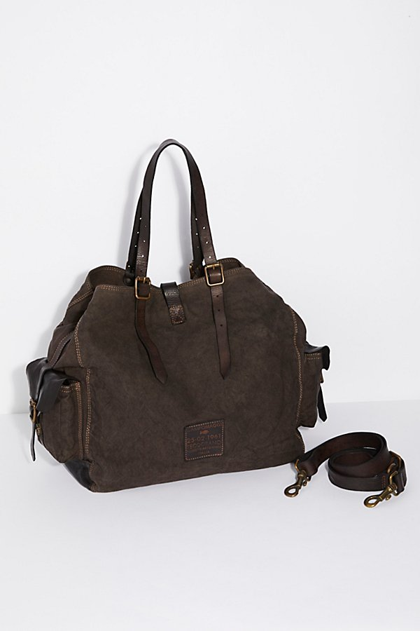 Slide View 3: Messina Distressed Tote