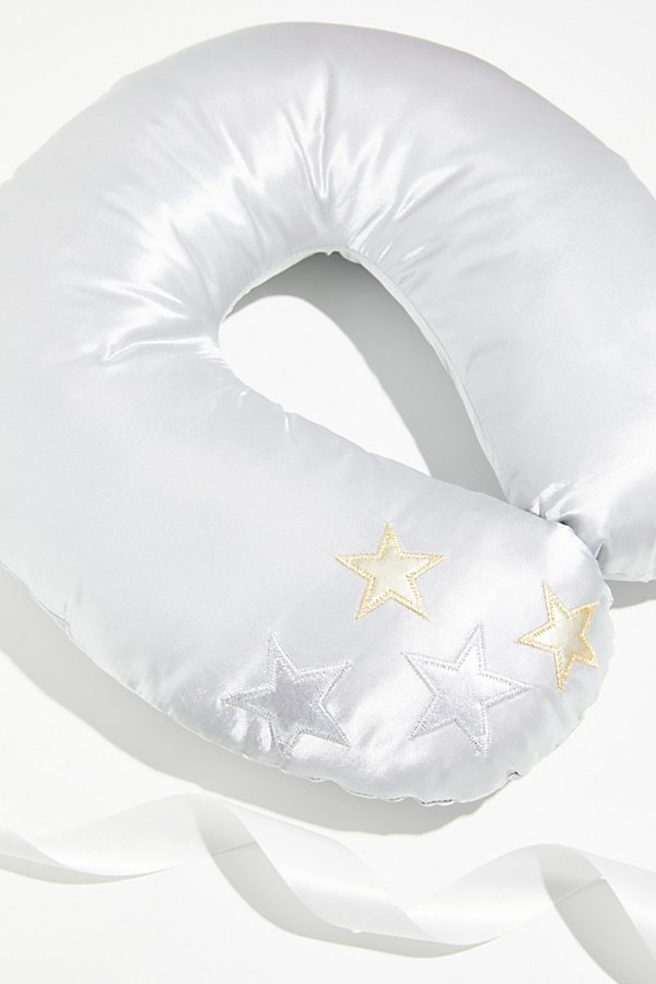 Slide View 1: Starry Eyed Travel Pillow