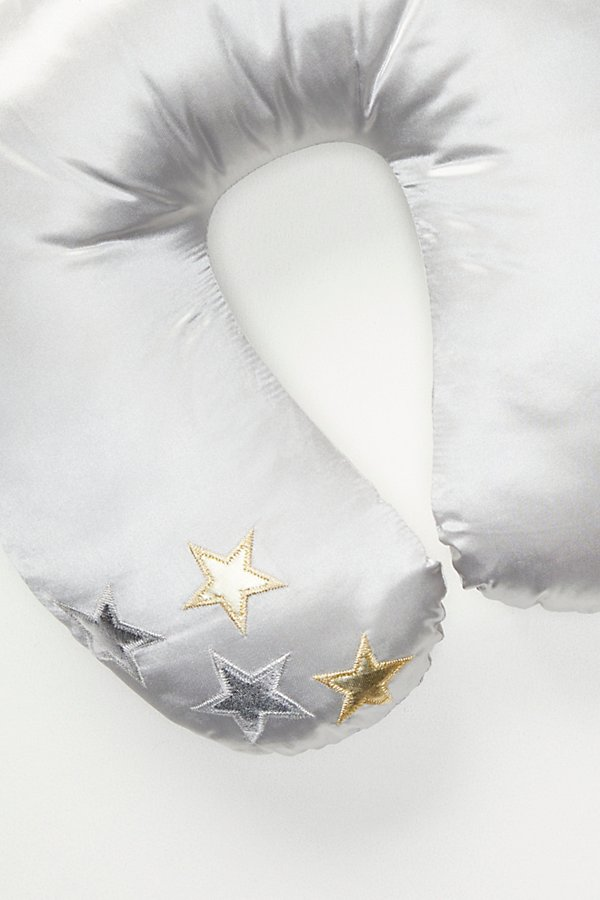 Slide View 3: Starry Eyed Travel Pillow