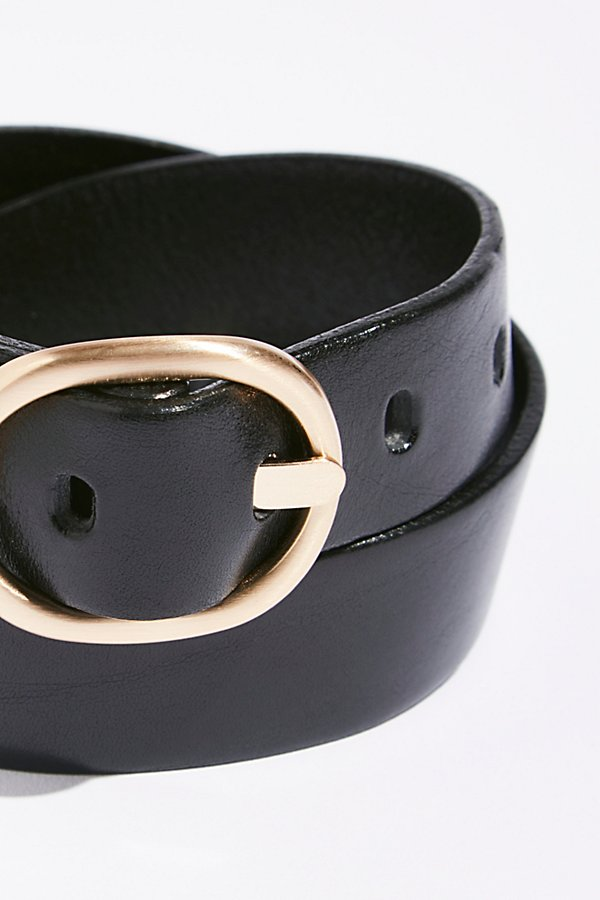 Slide View 3: Ventura Leather Belt