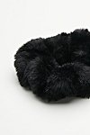 Thumbnail View 3: Fuzzy Faux Fur Scrunchie