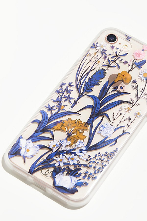 Slide View 1: Dried Flower Print Case