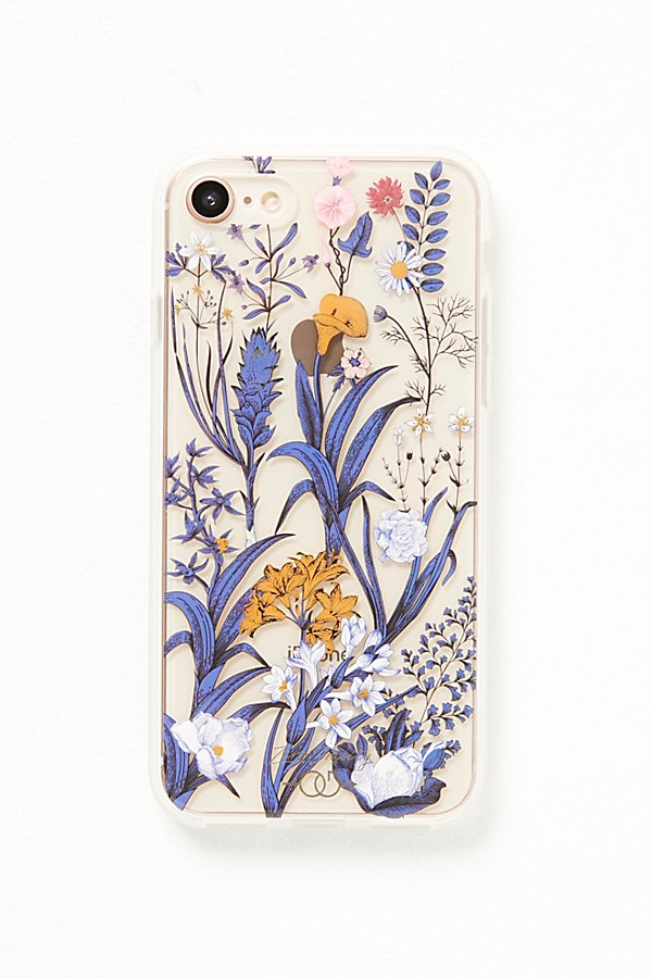 Slide View 2: Dried Flower Print Case