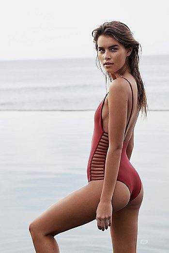 Hermosa One-Piece Swimsuit