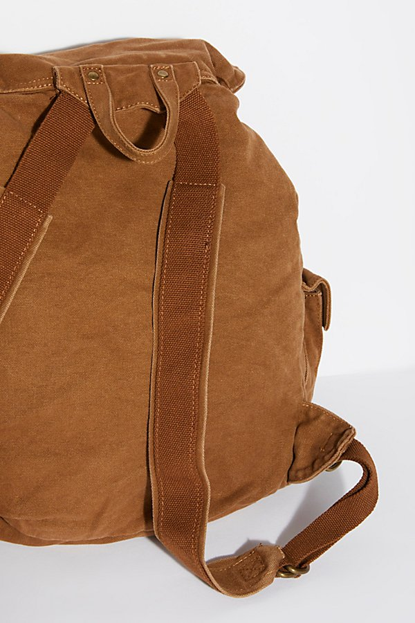 Slide View 5: Columbus Distressed Backpack