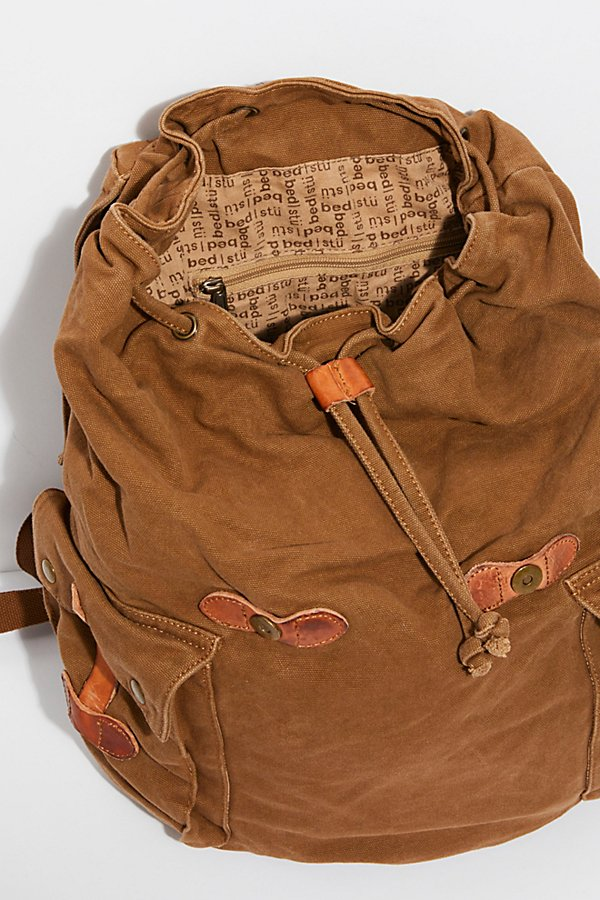 Slide View 6: Columbus Distressed Backpack