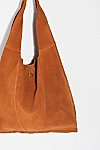 Thumbnail View 3: Slouchy Suede Hobo
