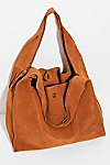 Thumbnail View 7: Slouchy Suede Hobo