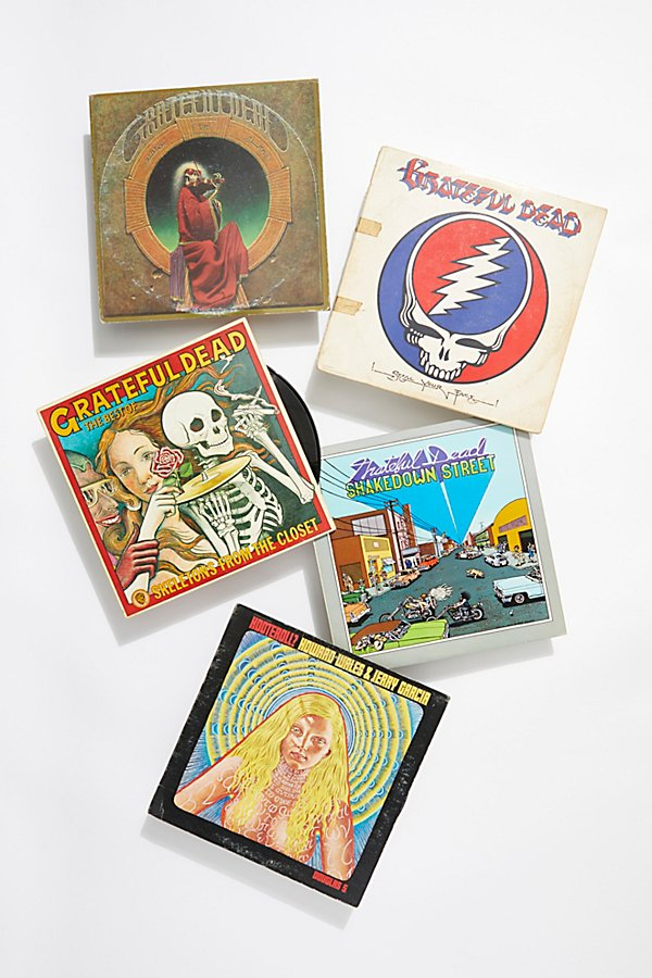 Slide View 1: Vintage Grateful Dead Record Collection