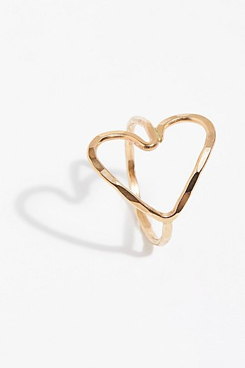 Lucky Complete Heart Ring